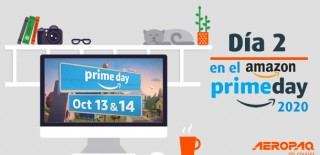 Día 2 en el Amazon Prime Day 2020