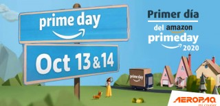 Primer Día del Amazon Prime Day 2020