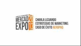 Our participation in Mercadexpo 2013