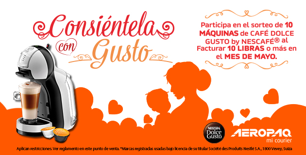 Dolce Gusto Madres
