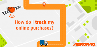 How do I track my purchases online?