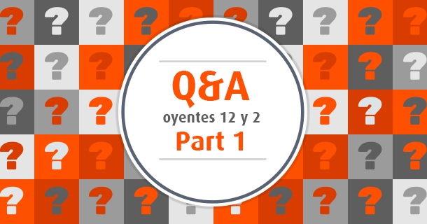 Q&A oyentes @12y2 Part 1