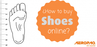 ¿How to buy my shoes online & get the best fit?