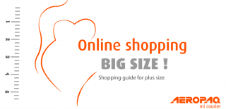 Online shopping BIG! Guide for women and men plus sizes