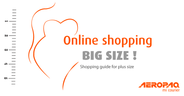 Online shopping BIG! Guide for women and men plus sizes.